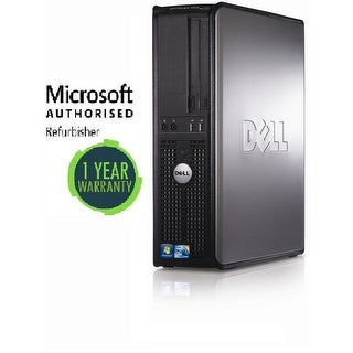 Dell GX380 SFF, intel C2D 2.8GHz, 2GB, 160GB, W10 Home