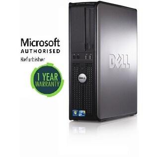 Dell GX380 SFF, intel C2D 3.0GHz, 4GB, 500GB, W10 Home