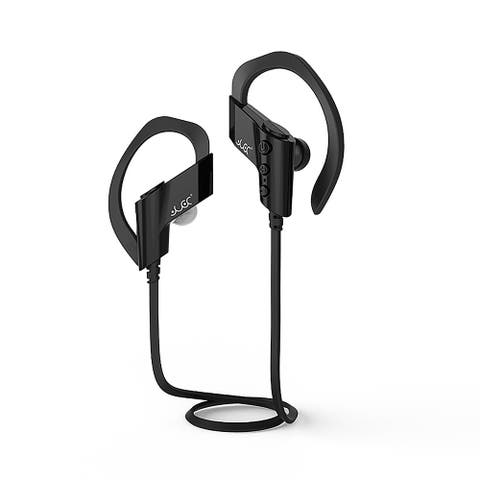 Active Wireless Sweatproof Sports Noise Cancelling Neckband Headphones