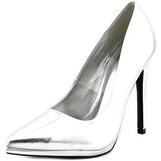 Qupid Virtue-15 Women Pointed Toe Synthetic Heels