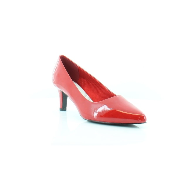 Easy Street Pointe Women's Heels Red