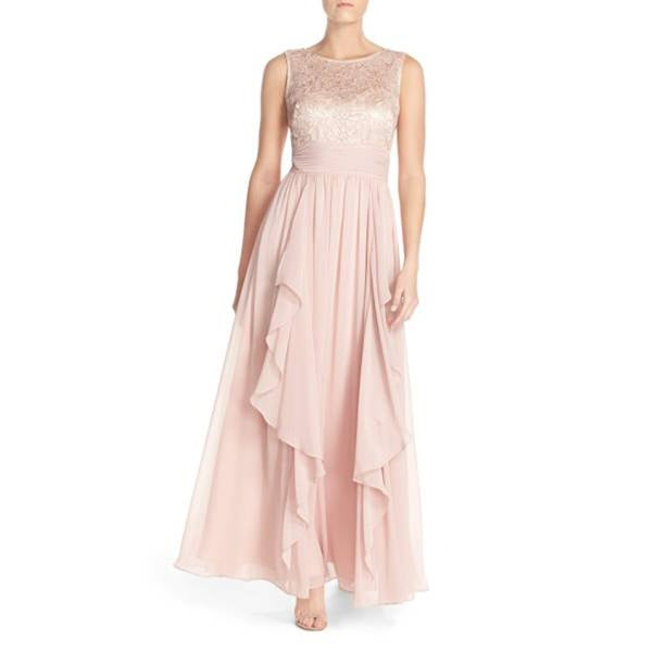 dbc86b0fd5d7 Shop Eliza J Women's Dress, EJ6M0409, Pink, 4 - Free Shipping Today -  Overstock - 20657148