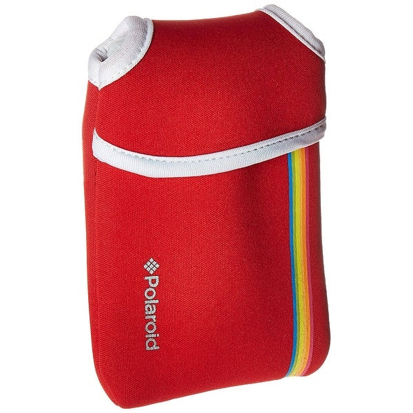 Polaroid Neoprene Pouch for The Polaroid Z2300 Instant Camera (Red)
