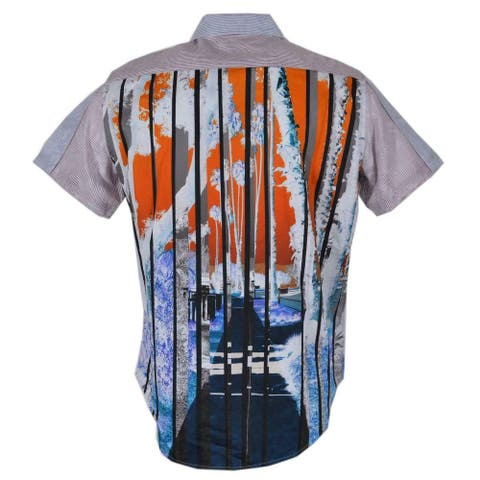 Robert Graham BUNDY BOULEVARD Short Sleeve Limited Edition Shirt