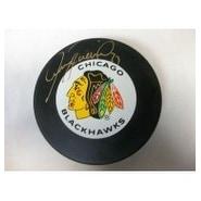 Signed Roenick Jeremy Chicago Blackhawks Chicago Blackhawks Hockey Puck autographed