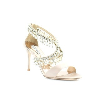 Badgley Mischka Grammy Women's Heels Natural