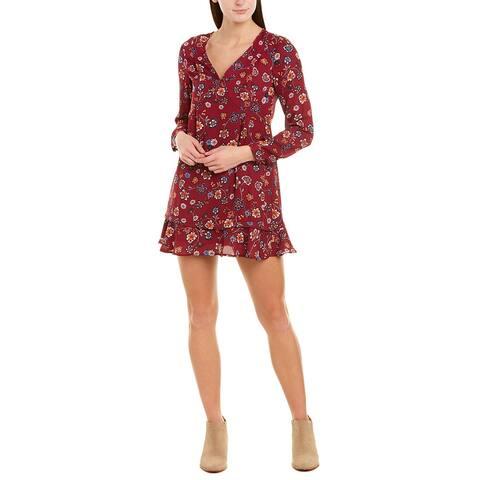 Jack By Bb Dakota Floral Shift Dress
