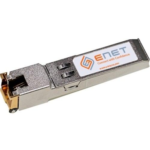 """ENET J8177C-ENT ENET SFP (mini-GBIC) - 1 x 10/100/1000Base-T LAN TAA Compliant - For Data Networking - 1 x 10/100/1000Base-T"