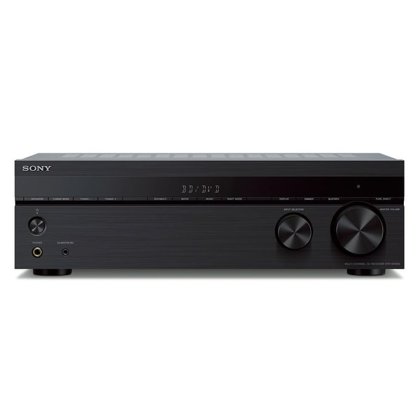 Sony STR-DH590 5.2 Multi-Channel 4K HDR AV Receiver with Bluetooth