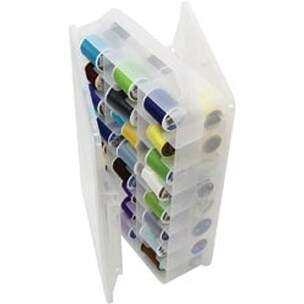 "10.13""X3.25""X14.25"" Clear - Creative Options Thread Organizer"