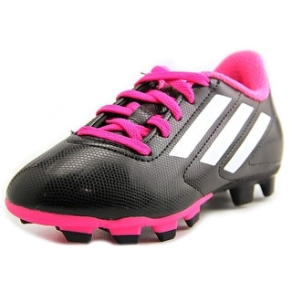 Adidas Conquisto FG J Round Toe Synthetic Cleats