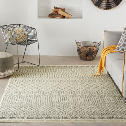 Nourison Passion Geometric Area Rug
