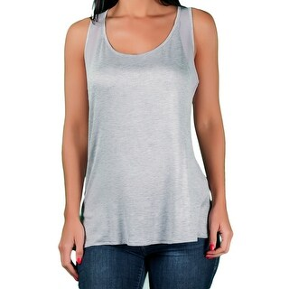 Alex & Parker Ladies Zip-Back Tank Top