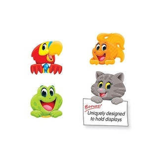 Playtime Pals Clips Variety Pk 36Ct Classic Accents