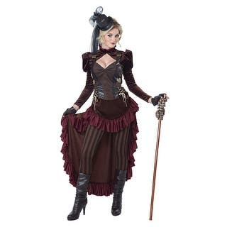 Women's Victorian Steampunk Costume https://ak1.ostkcdn.com/images/products/is/images/direct/17aa02a9fe26263bd76475a57e93dd191a8bc700/Women%27s-Victorian-Steampunk-Costume.jpg?impolicy=medium