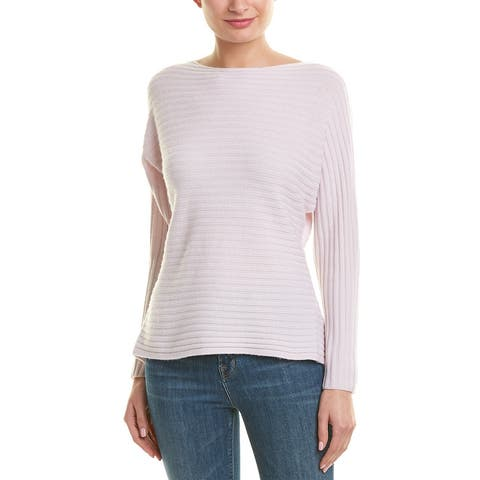 Vince Tie-Back Wool & Cashmere-Blend Sweater