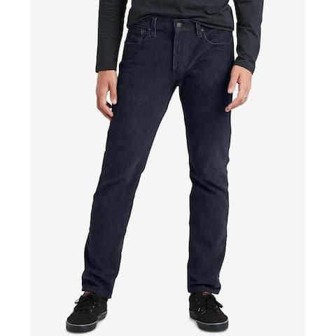 Levi's Men's 502 Taper Corduroy Pants Nightwatch Size 36x29