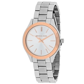 Link to Michael Kors Women's Silver Dial Watch - MK3514 - One Size Similar Items in Women's Watches