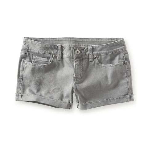 Aeropostale Womens Shorty Casual Mini Shorts - 11/12