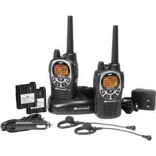 Midland Waterproof Series 50 Channel And Headset