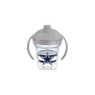 NFL Dallas Cowboys 6 oz Sippy Cup with lid
