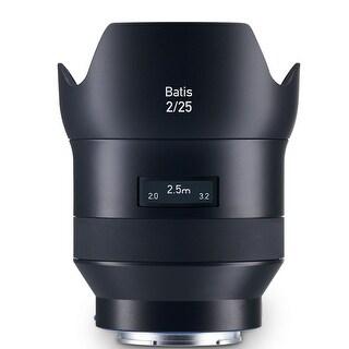Zeiss 135mm f/2.8 Batis Series Lens for Sony Full Frame E-mount NEX Cameras - black