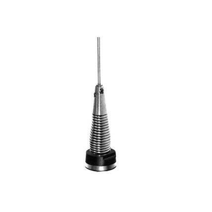 PCTEL A/S 150-512 MHz Broadband Quarterwave Mosaic Antenna with Spring