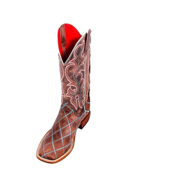 1a7f9586290 Macie Bean Western Boots Womens Cute Tilt A Whirl Bone Mad Dog