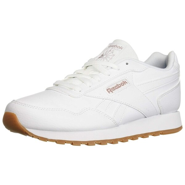 reebok classic leather white rose gold