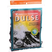 Maine Coast - Sea Vegetable - Dulse ( 3 - 2 OZ)