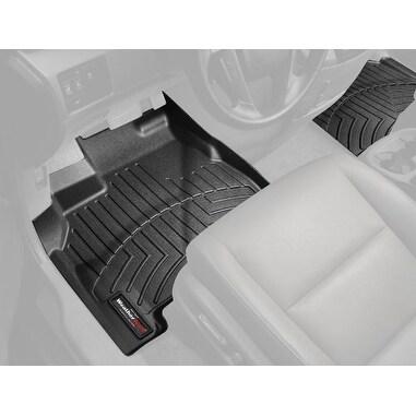 WeatherTech Front FloorLiner for Select Ford Mustang Models - Black