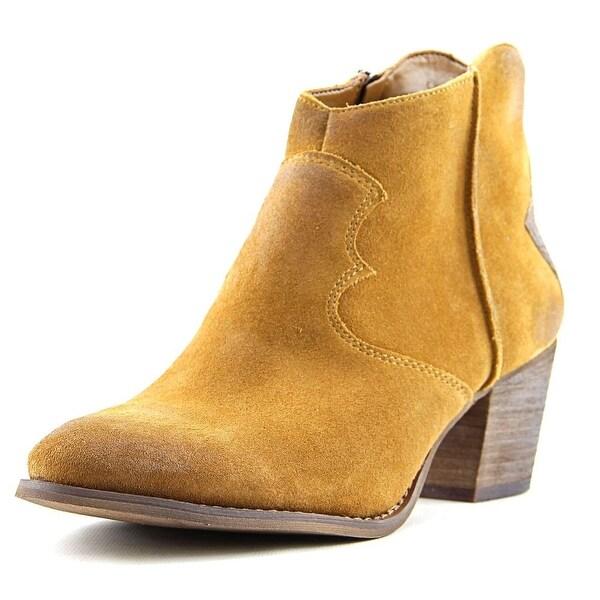 Marc Fisher Stefani Women Medium Brown Boots