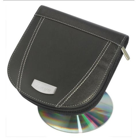 Visol VAC201 Roadtrip Synthetic Leather CD - DVD Case
