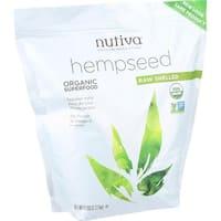 Nutiva - Organic Shelled Hempseed ( 1 - 5 LB)
