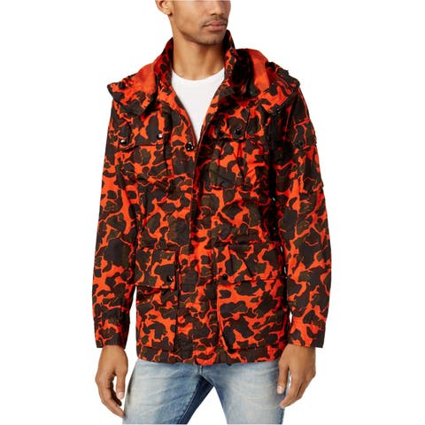 G-Star Raw Mens Camouflage Jacket