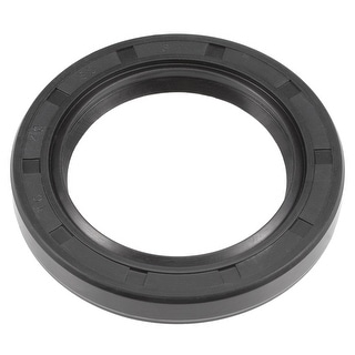 Oil Seal, TC 40mm x 58mm x 8mm, Nitrile Rubber Cover Double Lip - 40mmx58mmx8mm