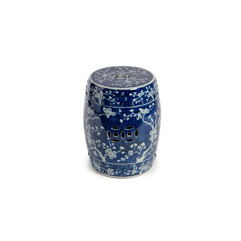 Handmade Audrey Porcelain Table or Stool