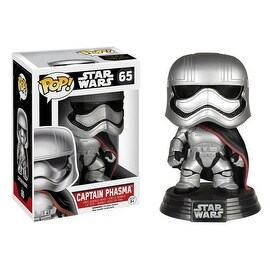 Funko POP Star Wars The Force Awakens Captain Phasma Vinyl Figure