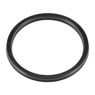 Hydraulic Seal, Piston Shaft USH Oil Sealing O-Ring, 75mm x 85mm x 6mm