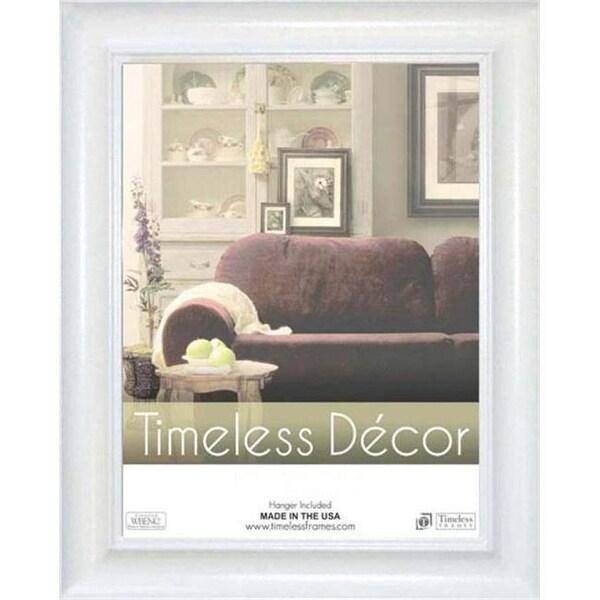 Shop Timeless Frames 78075 Boca White Wall Frame, 9 x 12 in. - Free ...
