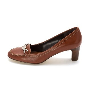 Etienne Aigner Womens Mandy Leather Closed Toe
