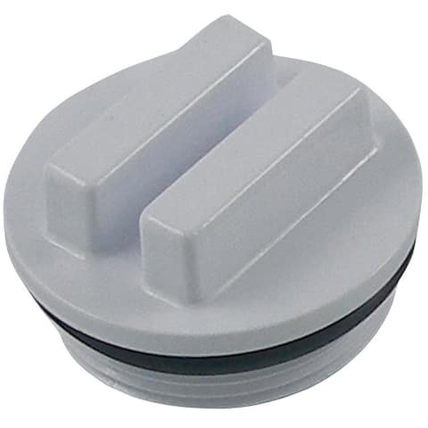 Jed Pool Tools 85-945 Pool Return Drain Plug, 1-1/2""