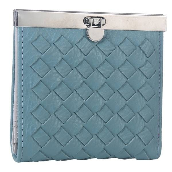 Mad Style Blue Mighty Mini Wallet