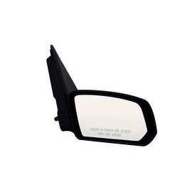 Pilot Automotive TYC 2030031 Black Passenger/ Driver Side Power Non-Heated Replacement Mirror for Saturn Ion