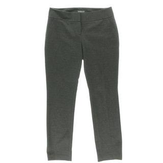 Vince Camuto Womens Ponte Skinny Fit Dress Pants