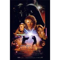 Star Wars - Episode III - Revenge of The Sith Movie Poster
