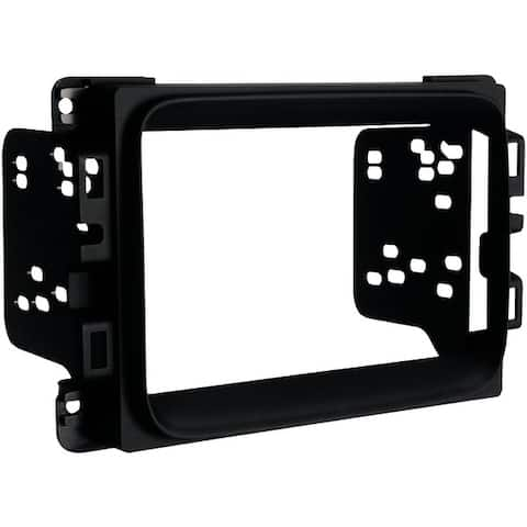 "Metra 95-6518B 2013 & Up Ram(R) 1500/2500/3500 Without 8.4"" Screen Double-Din Mount Kit"