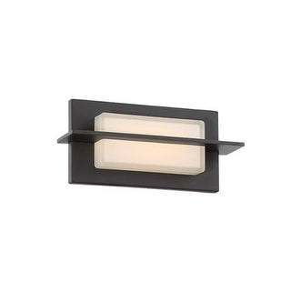 Modern Forms WS-47511 Razor 1 Light LED ADA Compliant Bathroom Sconce - 11 Inches Wide