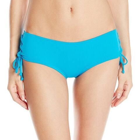 O'Neill Women's Vista Booty Short Bikini Bottom SZ L