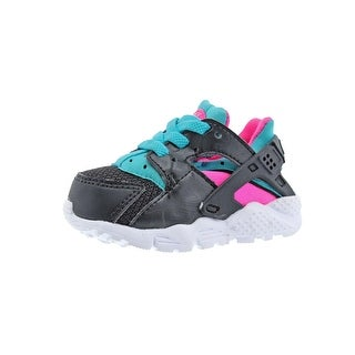 Nike Huarache Run Sneakers Colorblock Low-Top